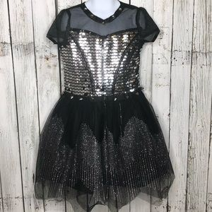 Other - Silver Studded Costume